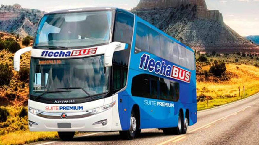flecha bus boletos